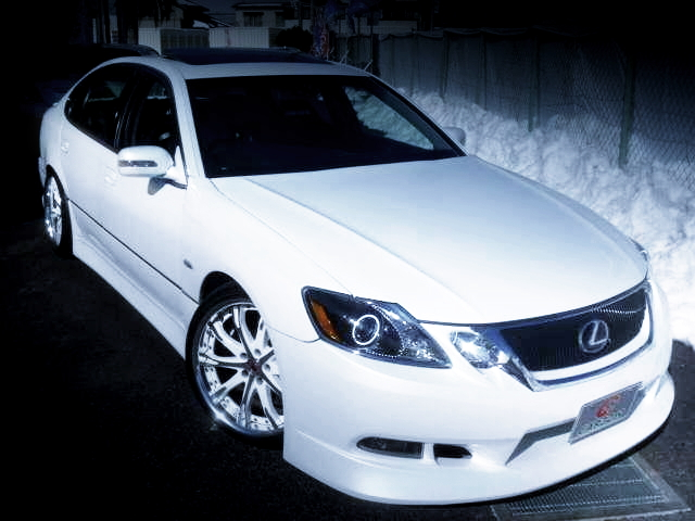 S190 LEXUS GS FACE FOR JZS161 ARISTO