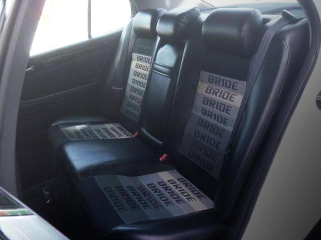 REAR BRIDE SEAT