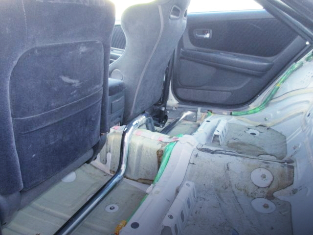 REAR FLOOR BAR