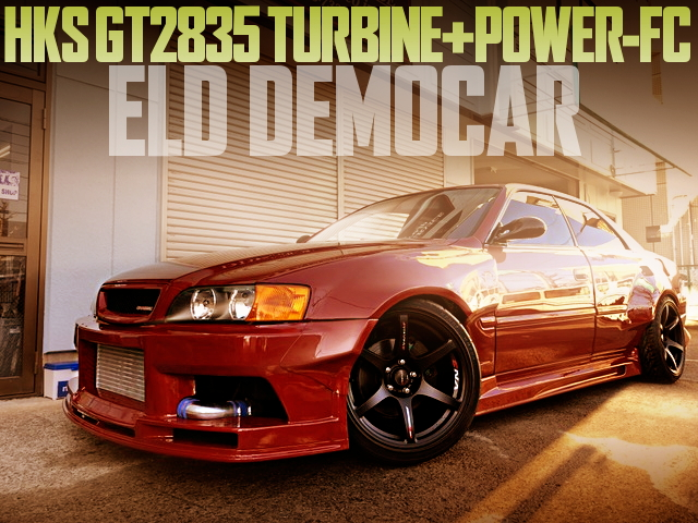 GT2835 PROMODE WIDE JZX100 CHASER