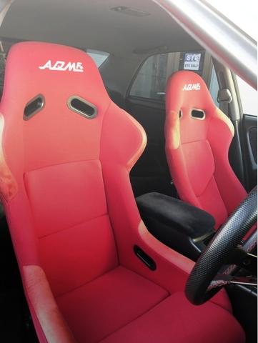 FULLBUCKET SEATS