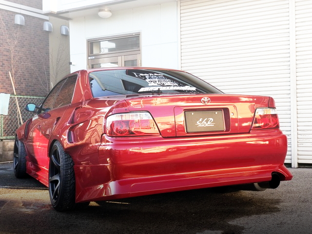 REAR EXTERIOR PROMODE WIDE JZX100 CHASER