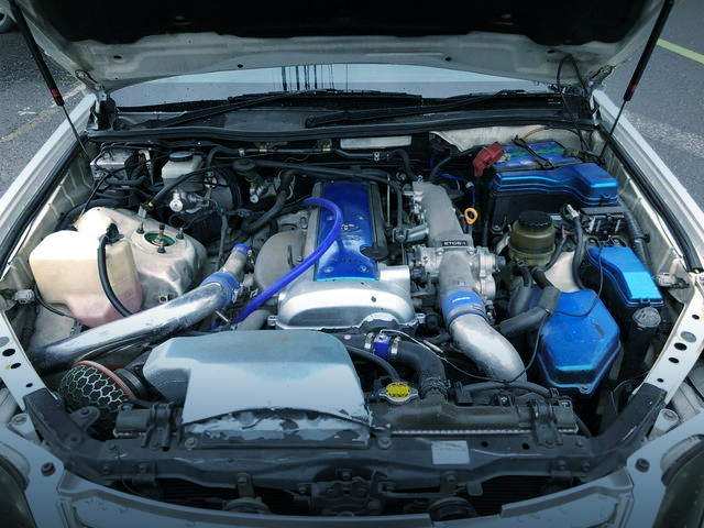 1JZ GTE TURBO ENGINE VVTi
