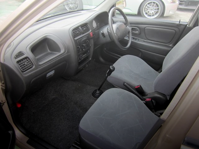 INTERIOR DASHBOARD HA23S ALTO