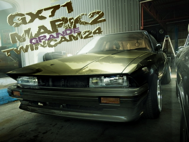 GX71 MARK2 KAIDO RACER