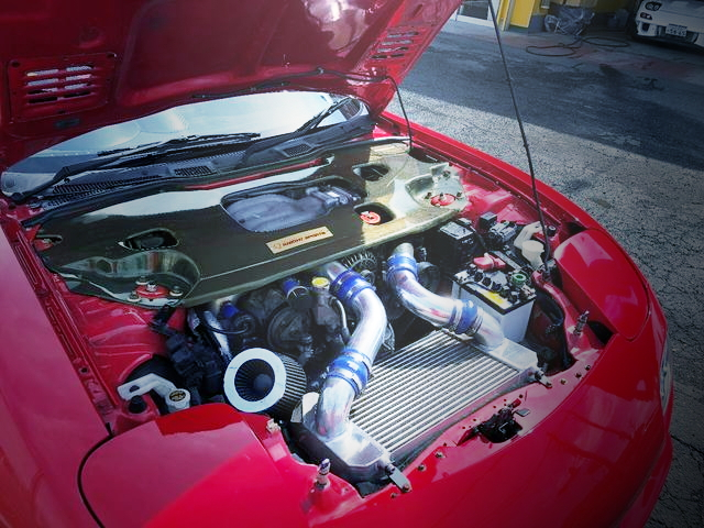 13B-REW ROTARY ENGINE FOR KNIGHT SPORT TUNING