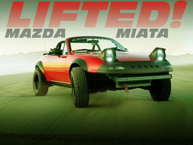 LIFTED MAZDA MIATA