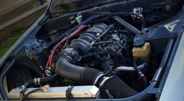 5700cc V8 LS1 ENGINE