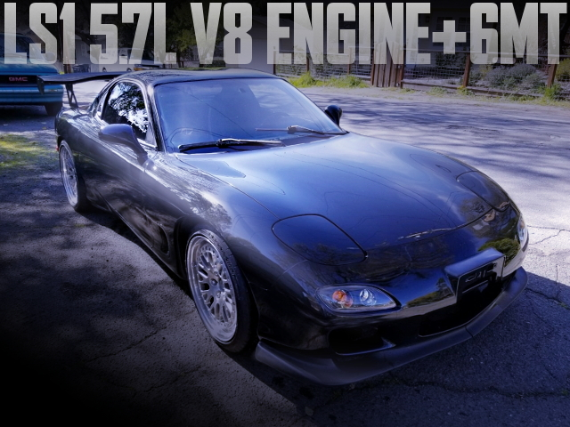 LS1 V8 ENGINE FD3S RX-7
