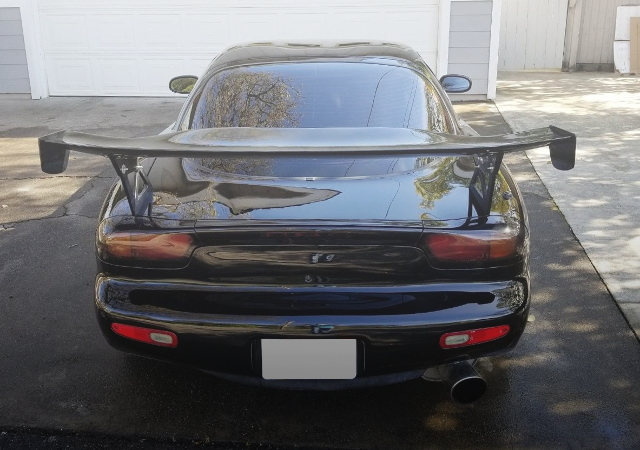 BACK TAIL LAMP FD3S RX-7