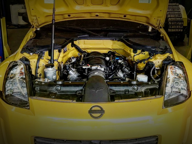 V8 LS1 ENGINE SWAP