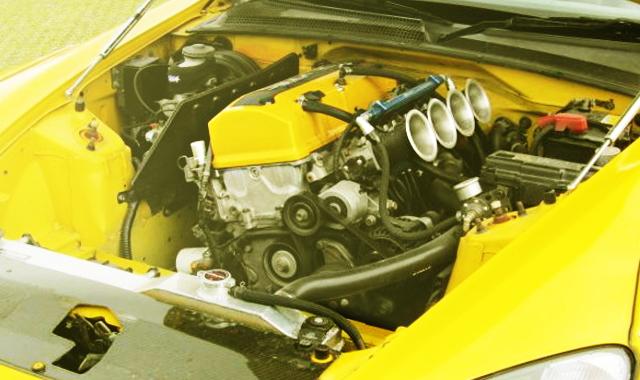 F20C ITBS VTEC ENGINE