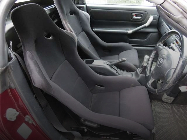 FULL BUCKET SEATS FROM MRS INTERIOR