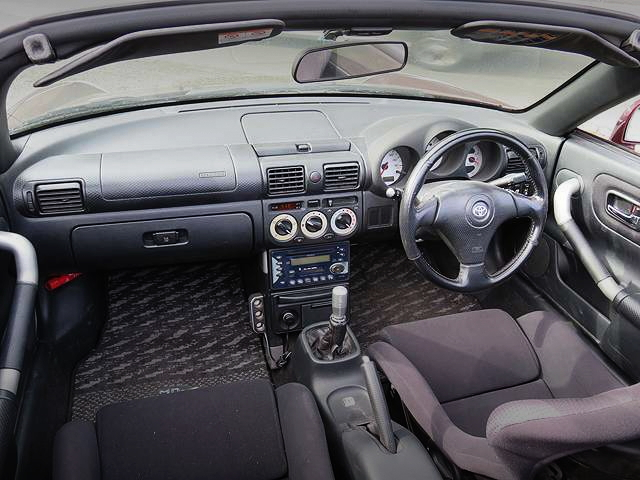 DASHBOARD FROM MRS INTERIOr