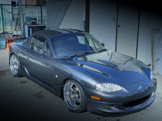 FRONTERIOR NB8C MAZDA ROADSTER RS