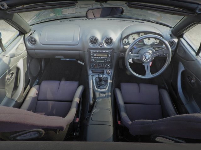 INTERIOR DASHBOARD NB8C