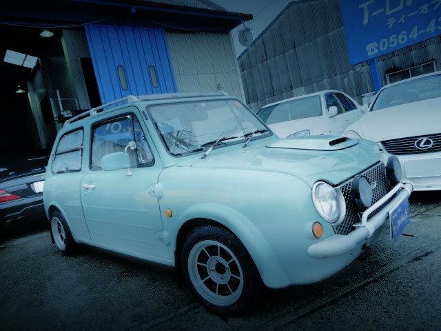 FRONT EXTERIOR PA10 NISSAN PAO