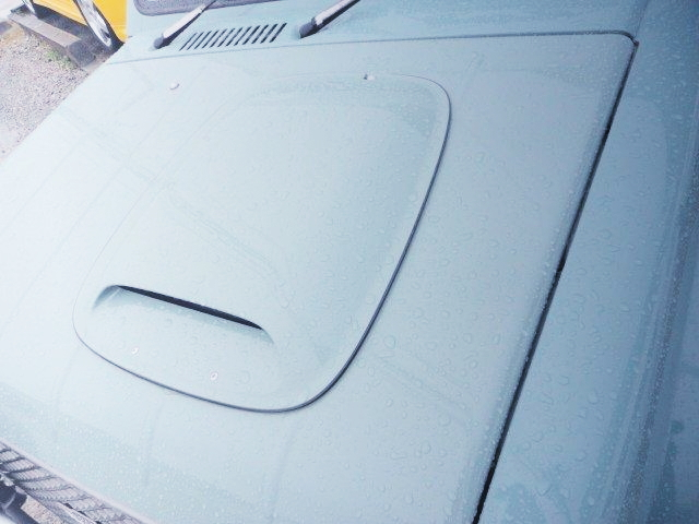 AIR DUCT BONNET