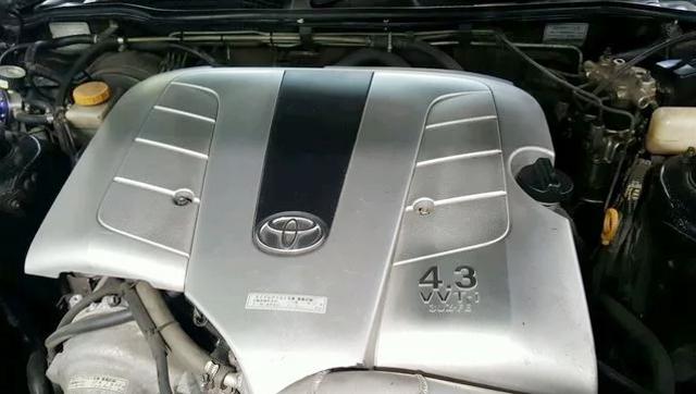 TOYOTA 3UZ-FE 4300cc V8 ENGINE