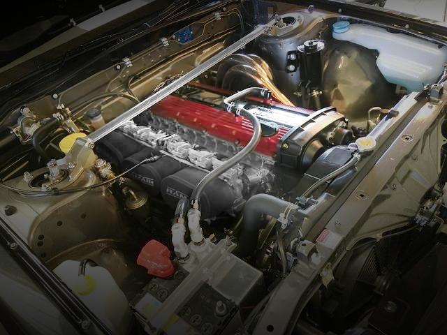 RB25 FCR CARBURETOR