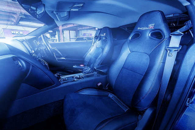 INTERIOR ACTIVE DEMOCAR