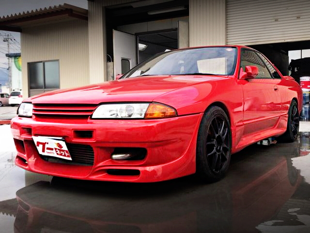 FRONT EXTERIOR RB25DET SWAP R32 SKYLINE 2-DOOR
