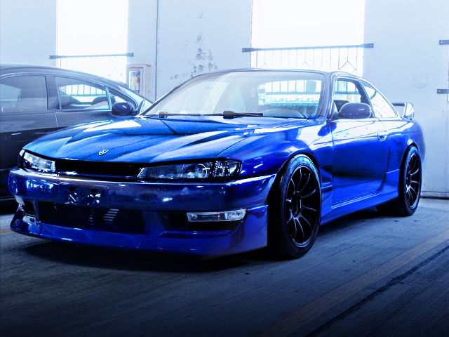 FRONT JDM S14 SILVIA FACE 240SX