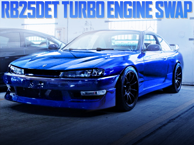 RB25DET JDM CUSTOM S14 240SX