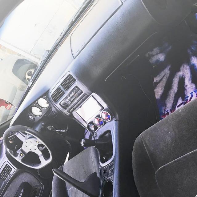 LEFT HAND DRIVE 240SX S14