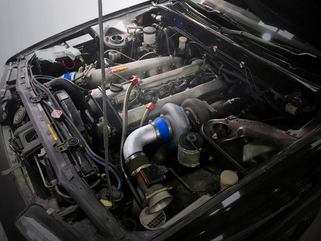 RB25DET TURBO ENGINE T88 TURBINE