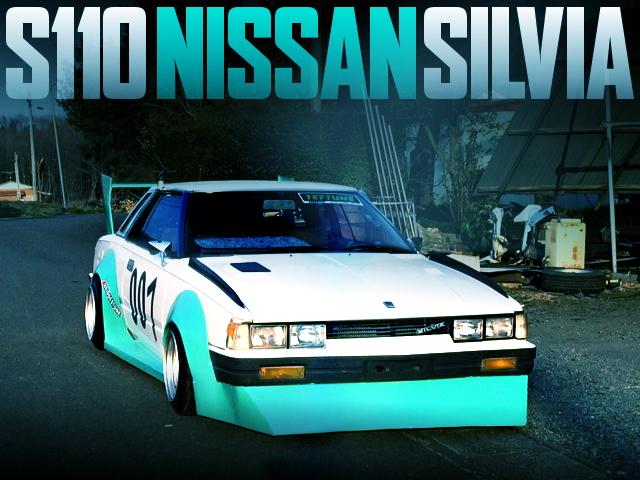 KAIDO RACER S110 SILVIA WORKS