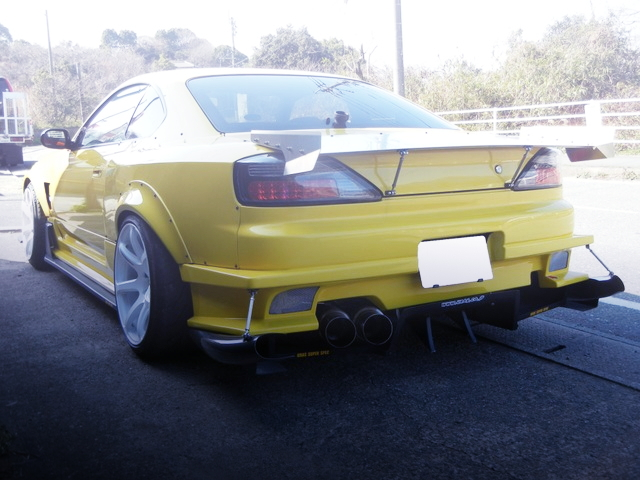 BACK TAIL LAMP S15 SILVIA URAS GT WIDEBODY