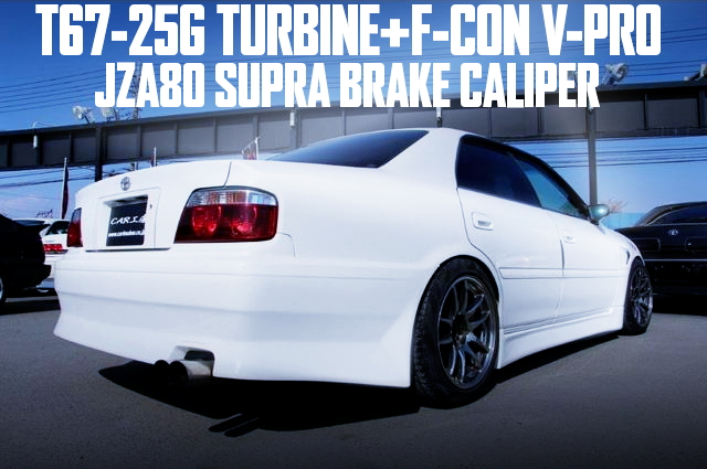 JZX100 CHASER T67-25G TURBOCHARGER
