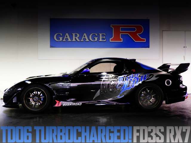TD06 TURBO FD3S RX-7