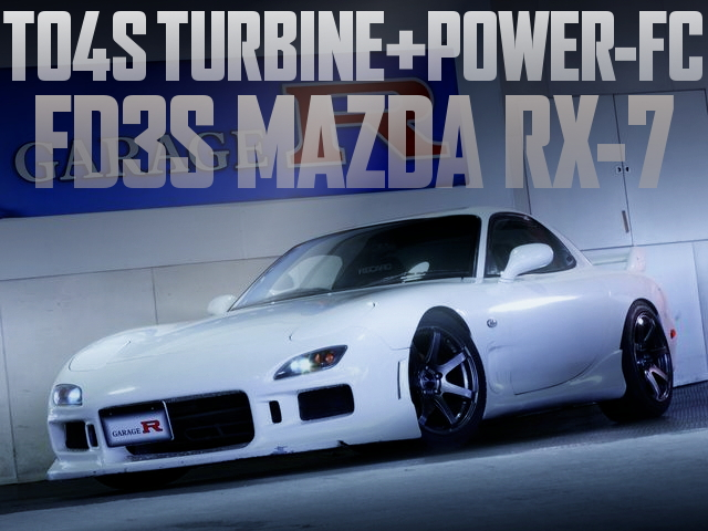 TO4S TURBINE POWER-FC FD3S RX-7