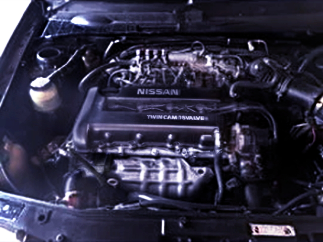 SR20DE 2000cc ENGINE FOR GOLF MK3