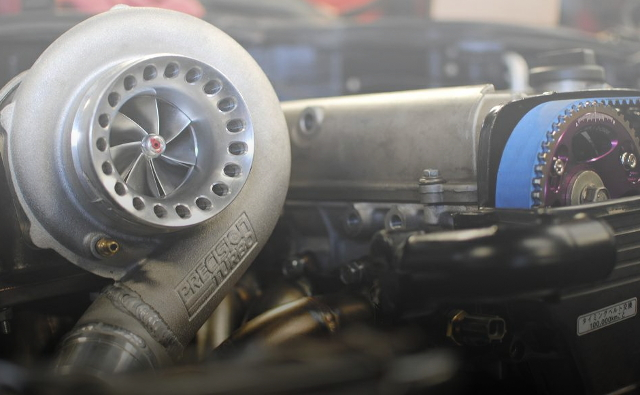 PRECISION TURBOCHARGER