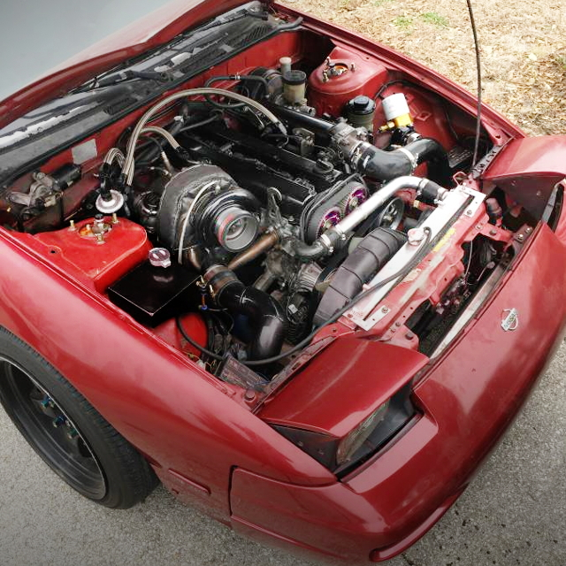 1JZ-GTE ENGINE WITH S360 TURBO