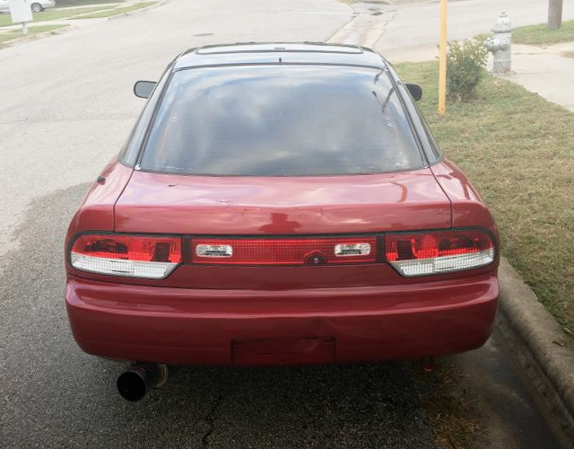 BACK TAIL LIGHT S13 240SX
