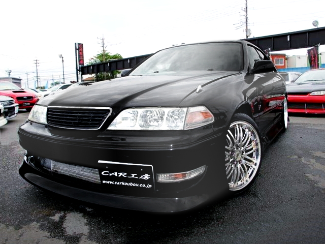 FRONT FACE JZX100 MARK2