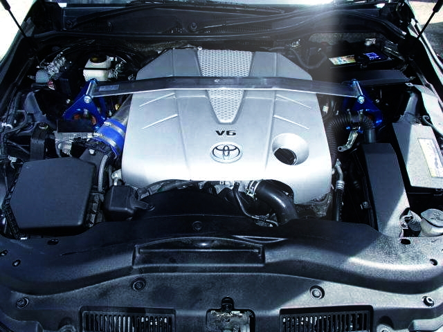 2GR-FSE 3500cc V6 ENGINE