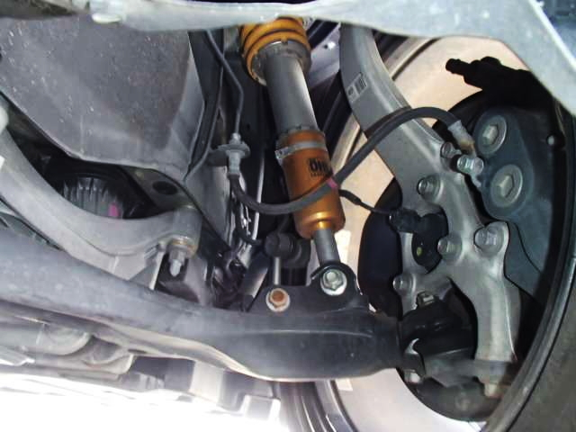 COILOVER OF GRX133 MARK-X