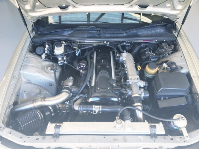 VVTi 1JZ 2500cc TURBO ENGINE