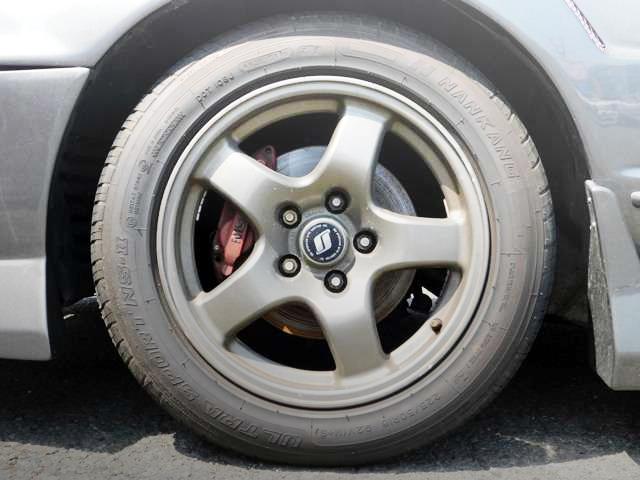 R32 SKYLINE GT-R WHEEL