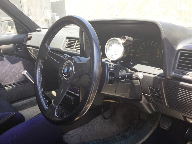 STEERING DASHBOARD