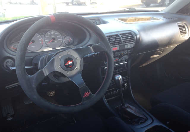LEFT HAND DRIVE FROM ACURA INTEGRA GS-R