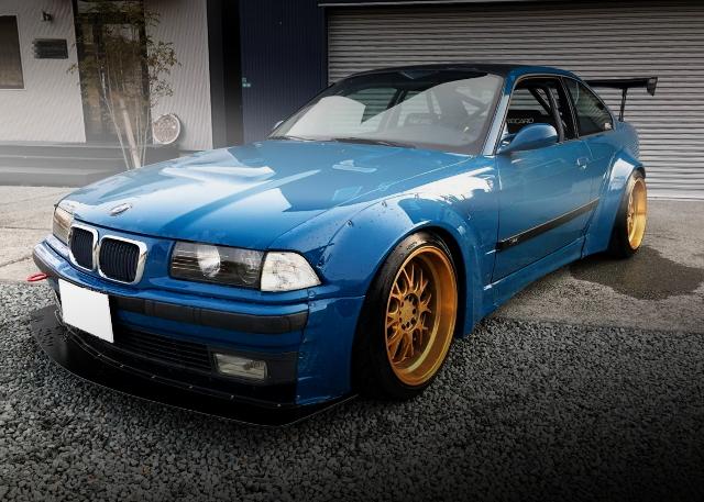 FRONT EXTERIOR E36 BMW M3B