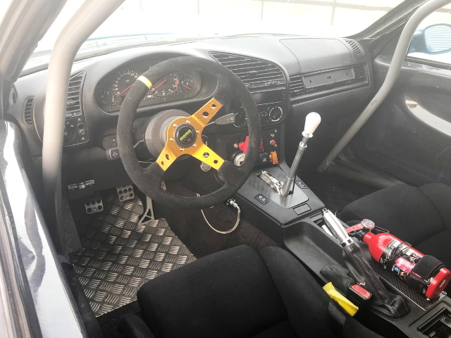 DASHBOARD E36 BMW M3B LEFT HAND DRIVE