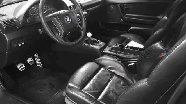 LEFT HAND DRIVE E36 BMW Ti