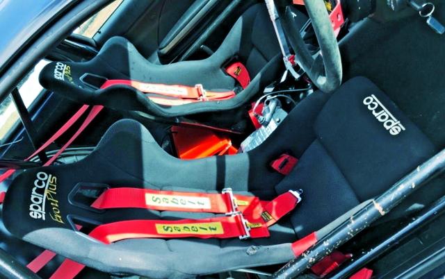 FULL BUCKET SEATS